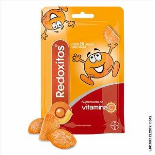 Redoxitos Vitamina C Infantil 25 Gomas