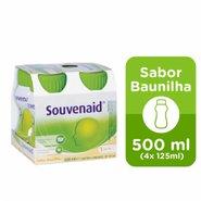 Souvenaid Com 4 Unidades Sabor Baunilha 125ml