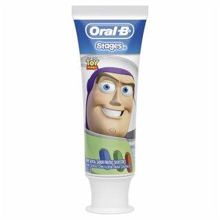 Creme Dental Oral-b Stages 100g