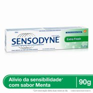 Creme Dental Sensodyne Extra Fresh 90g
