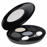 Quarteto De Sombras Panvel Make Up Grafite 4,8g