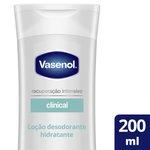 Loção Hidratante Vasenol Clinical 200ml