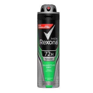 Desodorante Rexona Men Quantum Aerossol 90g
