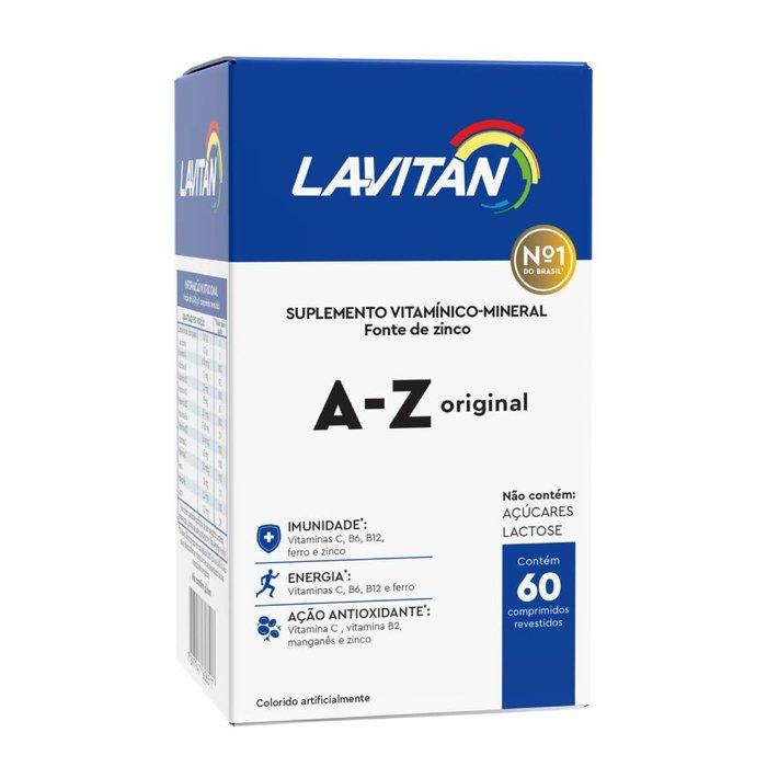 cd5374a18911e Lavitan Az 60 Drágeas - PanVel Farmácias