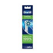 Refil Para Escova Elétrica Oral-b Pro-saúde Cross Action Com 2 Unidades