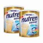 Nutren Senior Baunilha 370g - 20% de desconto na segunda unidade