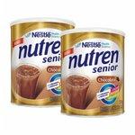 Nutren Senior Chocolate 370g - 20% de desconto na segunda unidade