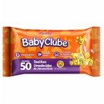 Lenços Umedecidos Panvel Baby Clube C/50 Unidades
