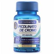 Picolinato De Cromo Catarinense 60 Cápsulas