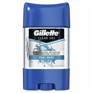 Desodorante Gillette Cool Wave Gel Stick 82g