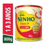 Composto Lácteo Nestlé Ninho Fases 1+ 800g