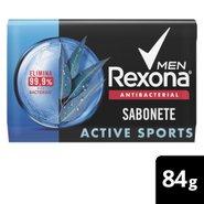 Sabonete Em Barra Rexona Antibacterial Active Fresh 84g