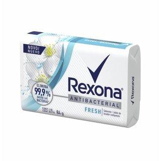 Sabonete Em Barra Rexona Antibacterial Fresh 84g