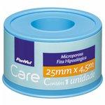 Fita Microporosa Hipoalergênica Panvel Care 25mmx4,5m