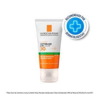 Protetor Solar La Roche Posay Anthelios Airlicium Antioleosidade Fps30 50g