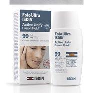 Clareador Facial Isdin Active Unify Sem Cor 50ml
