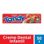 Creme Dental Tandy Morango 50g