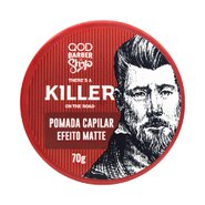 Pomada Qod Barber Shop Killer 70g