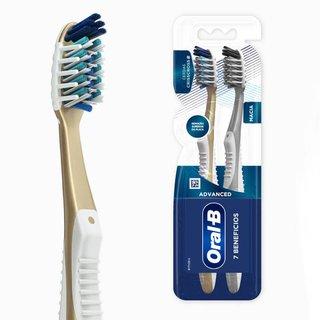 Escova Dental Oral-b Pro-saude 7 Beneficios 35 Leve 2 Pague 1