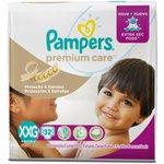 Fralda Pampers Premium Care Mega Xxg C/32