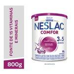 Composto Lacteo Nestle Neslac Comfor Lata 800g