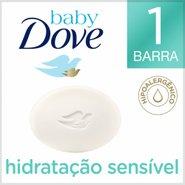 Sabonete Em Barra Baby Dove Hidratação Sensível 75 Gr