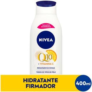 Hidratante Desodorante Nivea Firmador Q10 + Vitamina C Todos Os Tipos De Pele 400ml