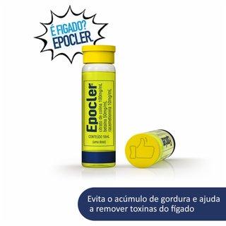 Epocler Sabor Abacaxi Flaconete Individual 10ml