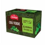 Chá Verde Lifar Sanitas - 15 Saquinhos