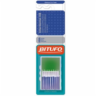 Escova Interdental Bitufo Hba Conica 3-7mm