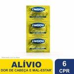 Engov 6 Comprimidos Avulso