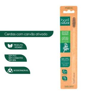 Escova Dental Boni Natural Bambu