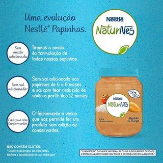 Papinha Nestlé Risotinho De Frango 170g