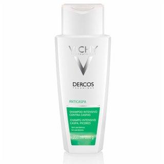 Vichy Dercos Shampoo Anticaspa Intensivo