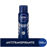 Desodorante Aerosol Nivea Men Original Protect 150ml