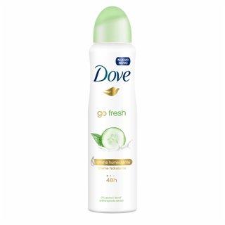 Desodorante Aerosol Dove Go Fresh Pepino E Chá Verde 150ml