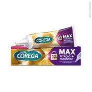 Fixador De Dentadura Ultra Corega Creme S/ Sabor 40g