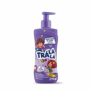 Spray Umidificador De Cachos Tra Lá Lá Kids 290ml