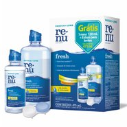 Renu Fresh Kit 355ml+120ml+estojo