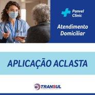 Aplicacao Aclasta Domiciliar Transul - Poa