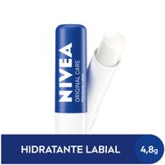 Protetor Labial Nivea Original Care 4,8g