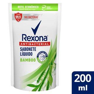 Sabonete Líquido Rexona Bamboo Fresh 200ml Refil