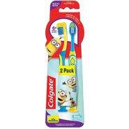 Escova Dental Infantil Colgate Smiles Minions Macia