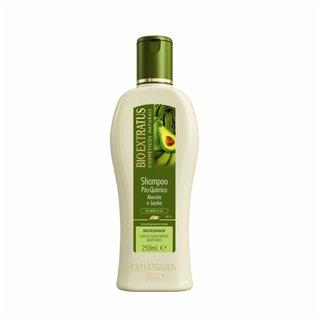 Shampoo Bio Extratus Pós Química 250ml