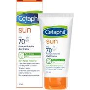 Protetor Solar Cetaphil Sun Ultra Matte & Oil Control Fps 70 50ml
