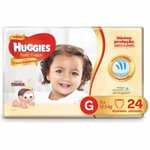 Fralda Huggies Soft Touch G C/24