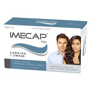 Imecap Hair C/ 30 Cap