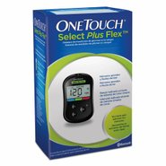 Kit Monitor De Glicemia Onetouch Select Plus Flex