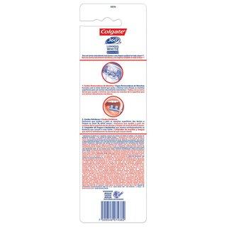 Escova Dental Colgate 360 Luminous White Pack C/3