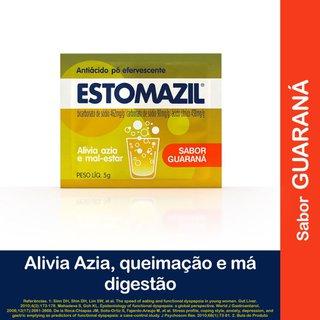 Estomazil Pó Efervescente Sabor Guaraná Sachê 5g